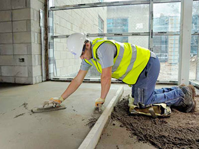 Screed flooring national screed flooring experts for Floor screed drying times